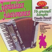Cover of the track Fantastica Fisarmonica 16 Tanghi
