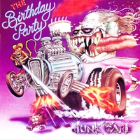 Cover of the track Junk Yard