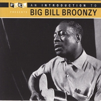 Couverture du titre An Introduction to Big Bill Broonzy