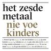 Couverture de l'album Nie Voe Kinders