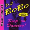 Cover of the track Keep On Dancing (classic club mix)
