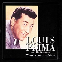 Cover of the track Wonderland by Night