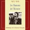 Couverture de l'album Les chansons de l'Histoire 1925 - 1929