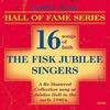 Couverture de l'album Gospel Music Hall of Fame Series - the Fisk Jubilee Singers