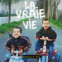 Cover of the track La vraie vie