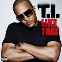 Couverture du titre Like That - Single