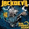 Cover of the album Evil Strikes Again