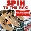 Couverture de l'album Spin To The Max! (incl. Cardio Workout Spinning Mix)