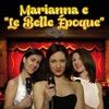 """Couverture de l'album Marianna e """"Le Belle Époque"""""""