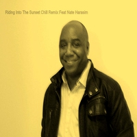 Couverture du titre Riding Into the Sunset (Chill Remix) [feat. Nate Harasim] - Single