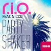 Cover of the track Party Shaker (extended mix)