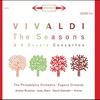 "Cover of the track Concerto in E major for Violin, Strings & Basso Continuo, RV 269 ""Spring"": II. Largo"