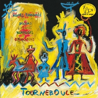 Couverture du titre Tourneboule (bossas, biguines, berceuses et ritournelles)