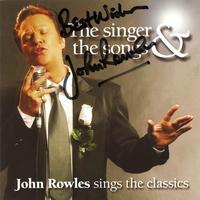 Couverture du titre The Singer & The Songs / Sings the Classics