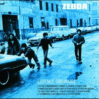 Cover of the track Essence ordinaire