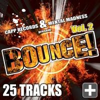 Couverture du titre Bounce ! Vol. 2 (Best of Hands Up Techno, Electro House, Trance & #1 2010 Dance Club Hits)