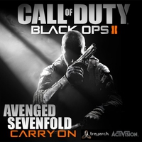 Couverture du titre Carry On (Call of Duty: Black Ops II Version) - Single