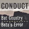 Couverture de l'album Bat Country / Beta's Error - Single