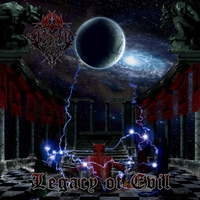 Cover of the track A Legacy of Evil