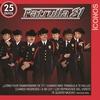 Couverture de l'album Íconos 25 Éxitos: Patrulla 81