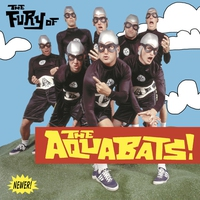 Cover of the track The Fury of the Aquabats!