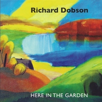 Cover of the track Here in the Garden