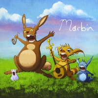 Cover of the track Marbin