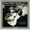 Couverture de l'album Statesboro Blues: The Essential Recordings of Blind Willie McTell