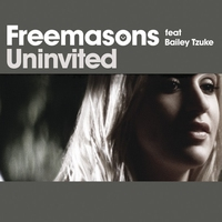 Cover of the track Uninvited (feat. Bailey Tzuke)