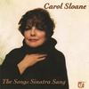 Couverture de l'album The Songs Sinatra Sang