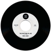 Couverture de l'album The Rhythm of Life b/w Tropic Lightning - Single