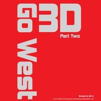 Cover of the track 3D, Pt. 2 - EP