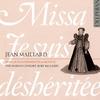 """Cover of the album Jean Maillard: Missa """"Je suis déshéritée"""" & Motets"""