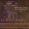Cover of the album Sephardic Songs: An Anthology