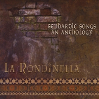 Cover of the track Sephardic Songs: An Anthology