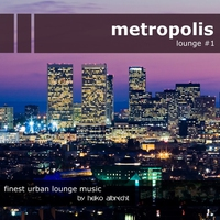 Cover of the track Metropolis Lounge 1 (US-Edition)