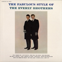 Couverture du titre The Fabulous Style of the Everly Brothers