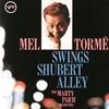 Cover of the album Mel Tormé Swings Shubert Alley