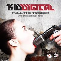 Couverture du titre Pull the Trigger - Single