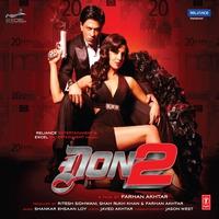 Couverture du titre Don 2 (Original Motion Picture Soundtrack)