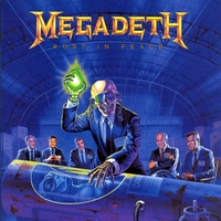 Couverture du titre Rust In Peace (Remastered)
