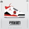 Cover of the album Fresh Jordan - Single