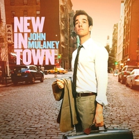 Cover of the track New in Town