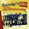 Couverture de l'album Reggae Anthology: Randy's 50th Anniversary