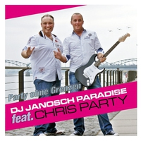 Cover of the track Party ohne Grenzen (feat. Chris Party) - Single