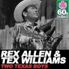 Couverture de l'album Two Texas Boys (Remastered) - Single