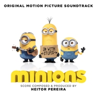 Cover of the track Minions: Original Motion Picture Soundtrack