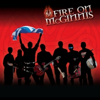 Cover of the track Fire on McGinnis