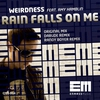 Couverture de l'album Rain Falls On Me (feat. Amy Hamblin) - EP