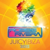 Cover of the album Juicy Ibiza 2012 (Mixed By Robbie Rivera)